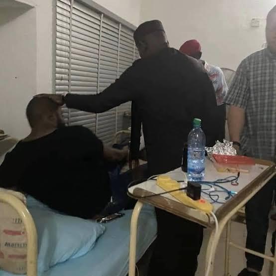 Uzor shot during brawl in Owerri