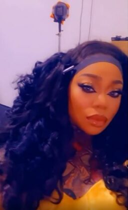 Lawani shows off wig worth N4 million