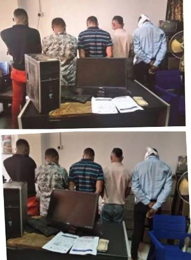 Nigerians selling fake COVID-19 certificate