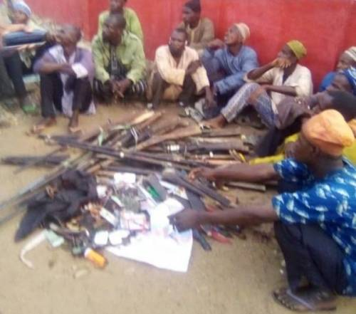 Hausa men nabbed
