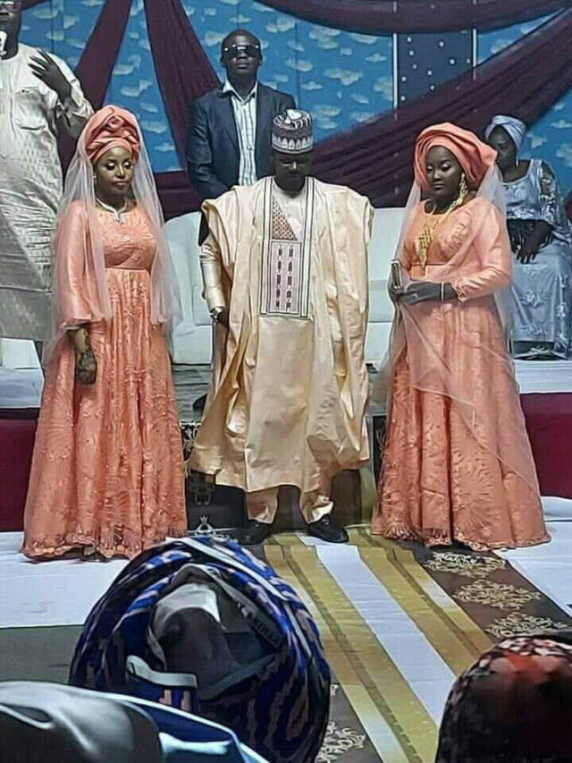 Sadiq and his two wives