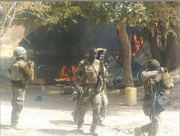 Nigerian army kills Boko Haram terrorists