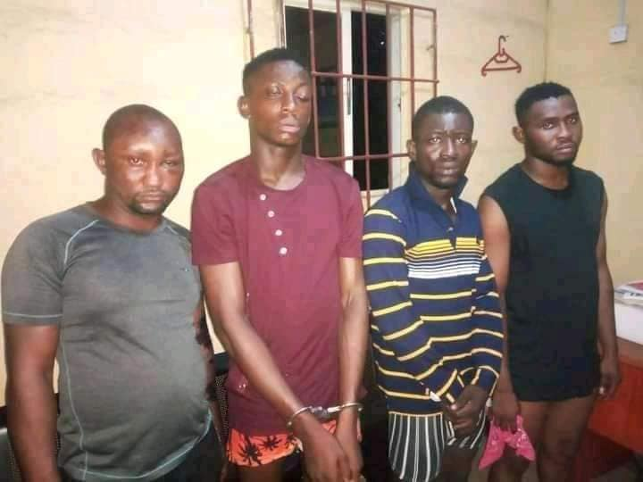 POS robbers arrested in Aba