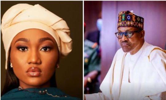 Zahra and Buhari