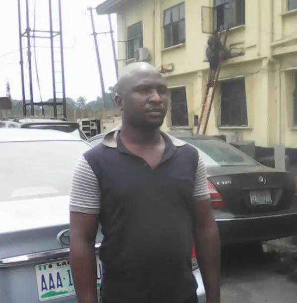 Serial Rapist Who Specializes In Drugging And Robbing Female Victims Finally Nabbed In Rivers