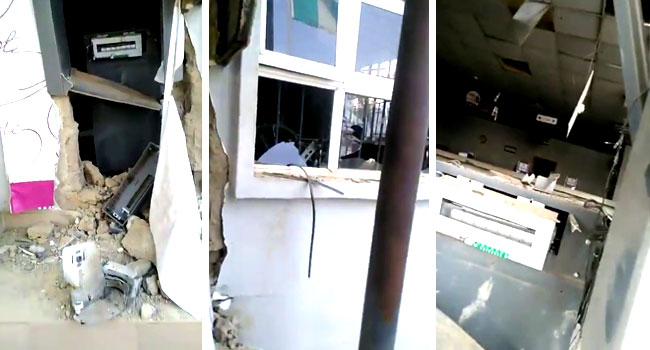 Armed robbers attack Wema Bank in Osun