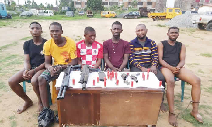 How We Formed Gang During #EndSARS, Robbed, Killed Two PoS Operators - Suspects Shocking Confession
