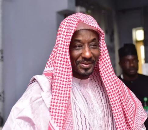 Former Emir of Kano, Muhammadu Sanusi II