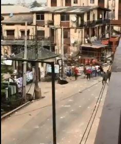 Cultists fight in Ketu, Lagos
