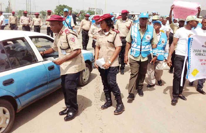 FRSC officers