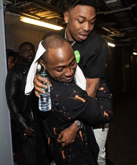 """It's Been Amazing to See You Grow"" - Davido Celebrates Mayorkun's Birthday"