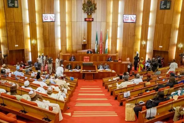 BREAKING: Senate Adjourns Plenary For Easter