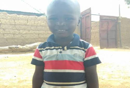 Adamu's abducted son