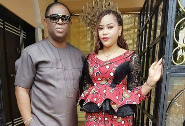 Femi Fani-Kayode and his estranged wife, Precious Chikwendu