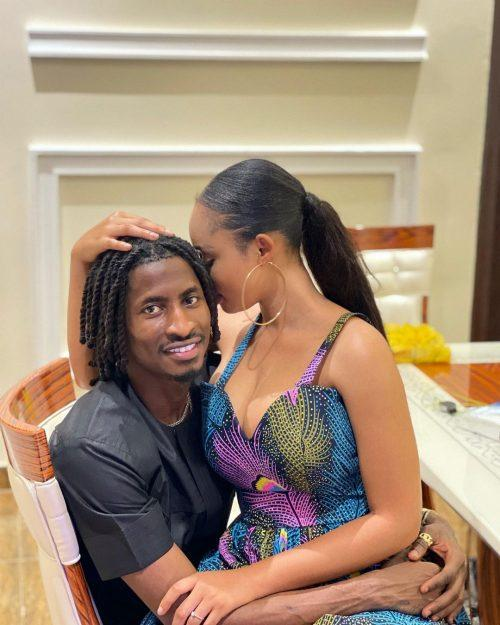 Peter Olayinka married Nollywood actress, Yetunde Barnabas