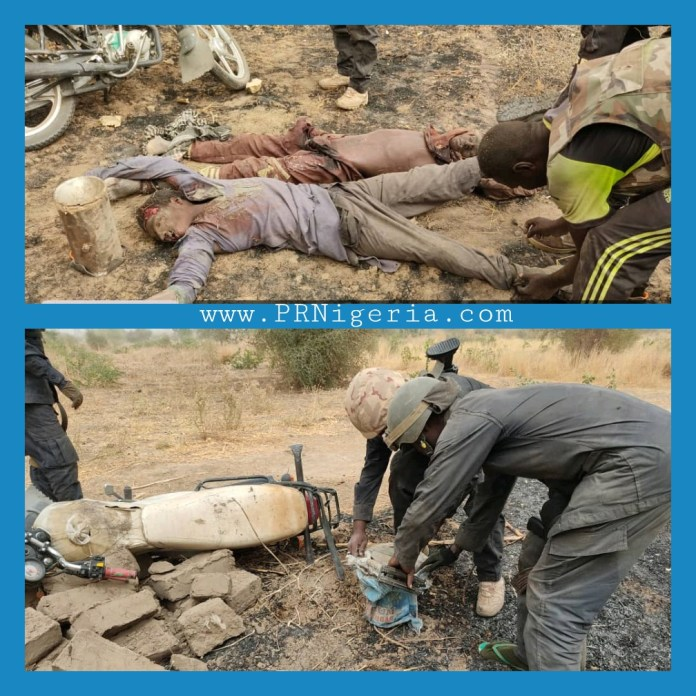 Boko Haram terrorists killed near Sambisa forest