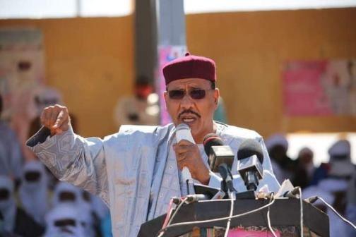 Aborted coup in Niger ahead of Swearing-in of Mohamed Bazoum