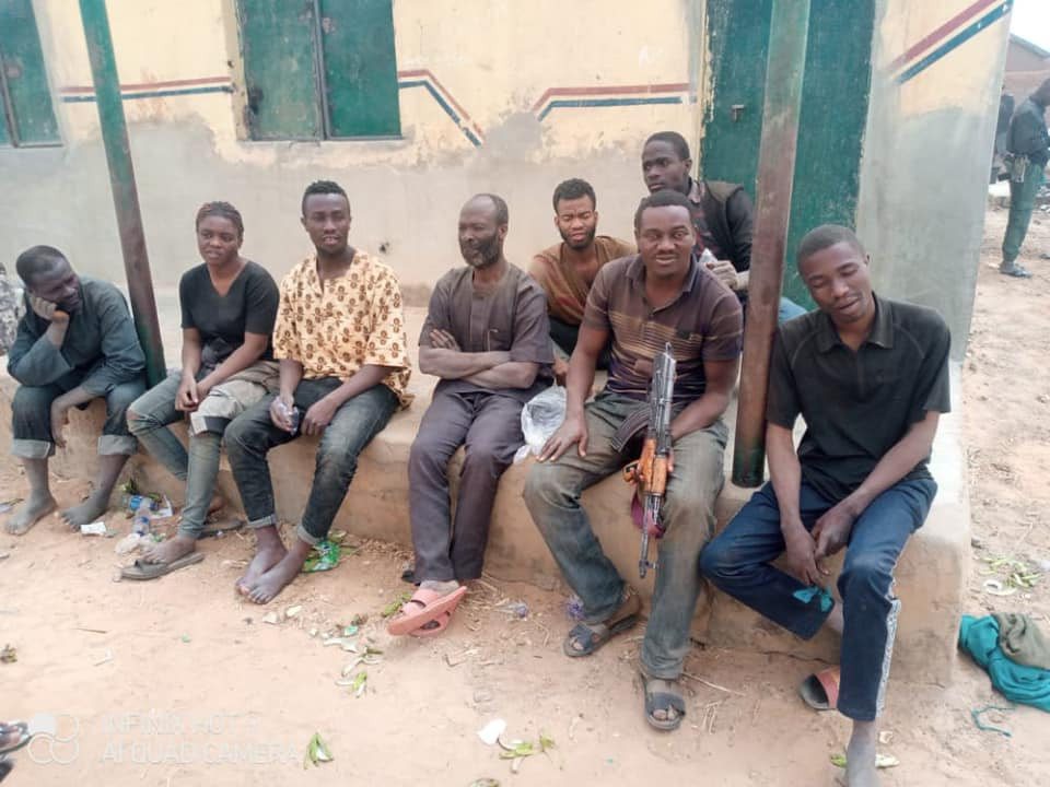 Kidnappers released after one month in captivity