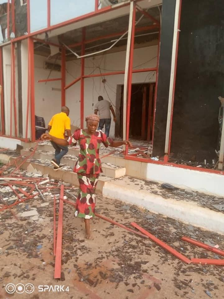 UBA bank robbed in Delta state