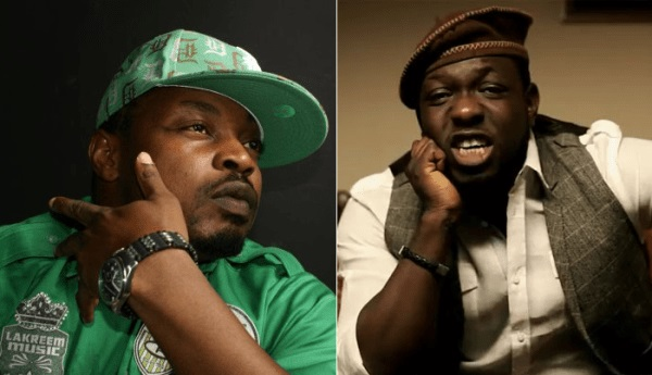 Eedris Abdulkareem and Timaya