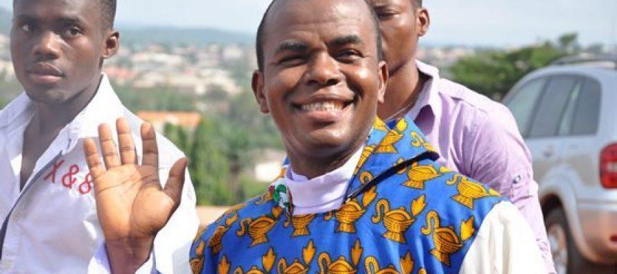 Spiritual Director of the Adoration Ministry (AMEN), Ejike Mbaka