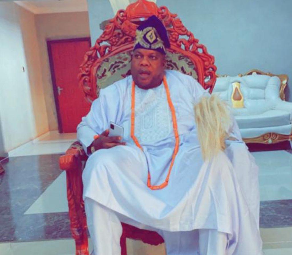 Eselu of Iselu Kingdom, Oba Akintunde Akinyemi