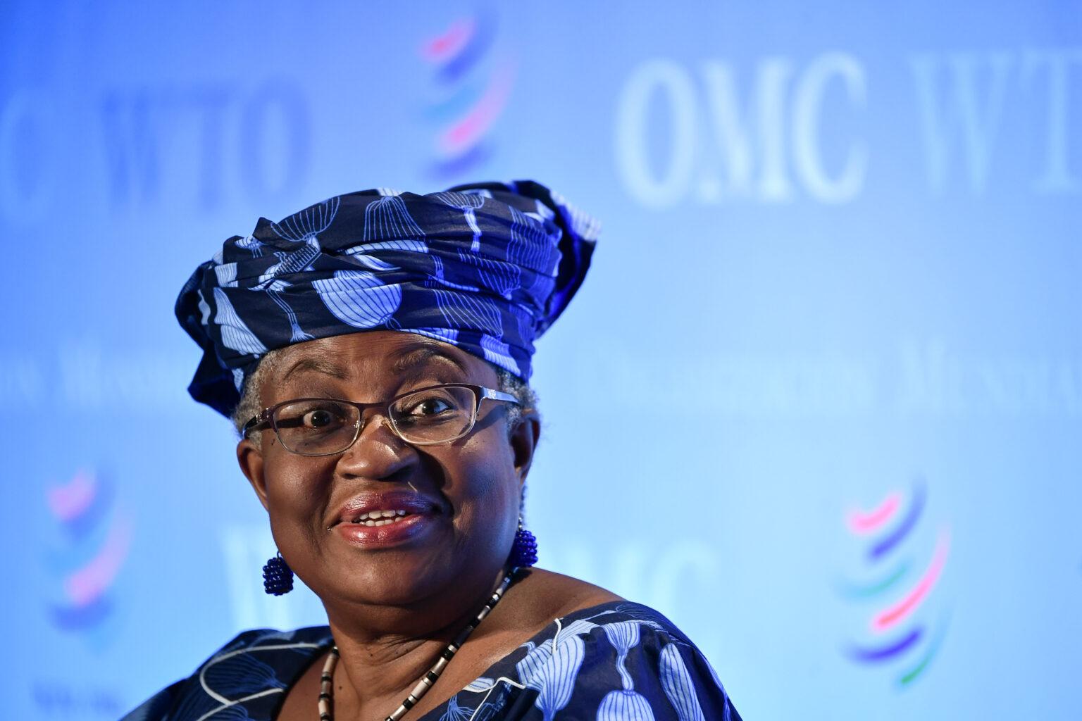 Ngozi Okonjo-Iweala, Director-General of the World Trade Organization (WTO)