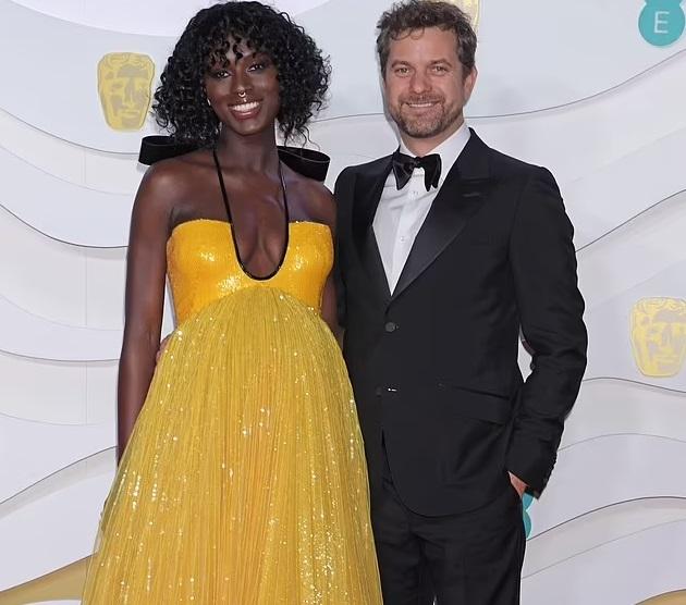 Turner-Smith and husband, Joshua Jackson