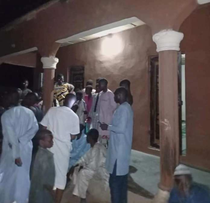 30 out of the 40 kidnapped victims have been rescued