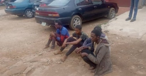 Kidnappers arrested in Ondo state