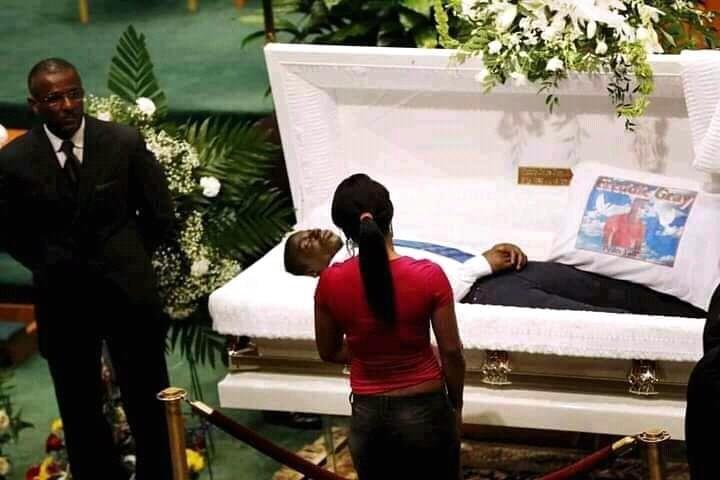Pastor Dare buried