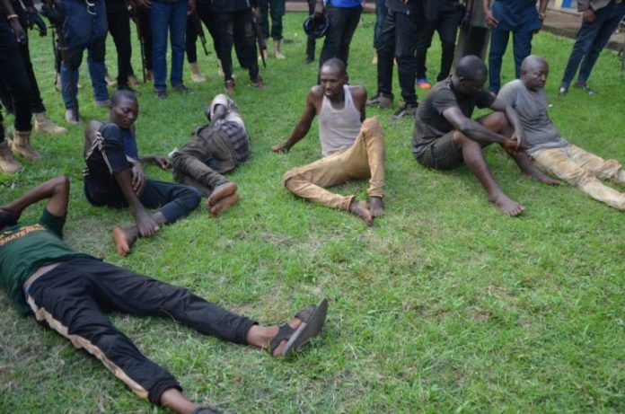 Robbers caught in Edo state