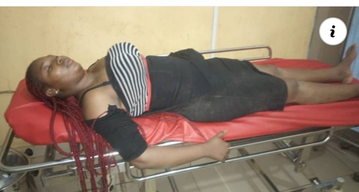 Nursing mother assaulted by police officers