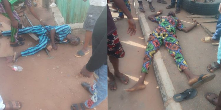 Customs officers allegedly kill residents