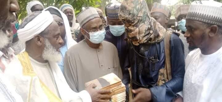 Sheikh Gumi and bandits