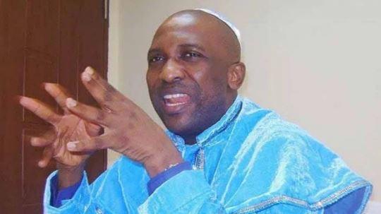 INRI Evangelical Spiritual Church, Primate Elijah Ayodele