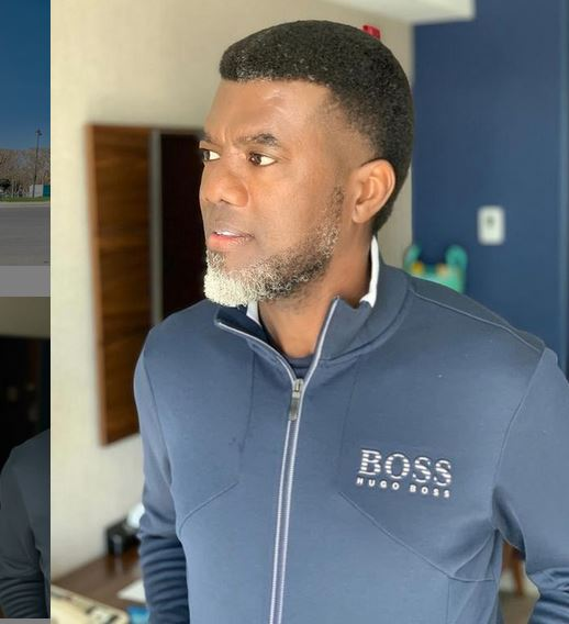 Morality Police, Reno Omokri Reacts After He Was Accused Of Welcoming A Baby With UK-based Lover