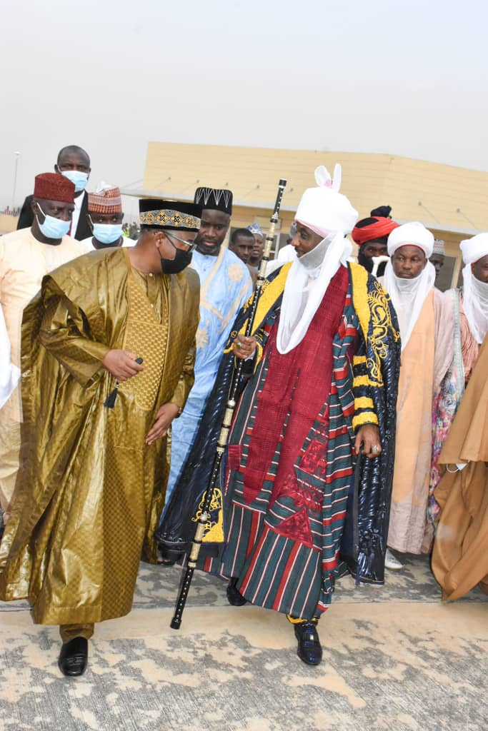 Sheikh Bauchi and Lamido