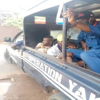 Thugs arrested in Kaduna