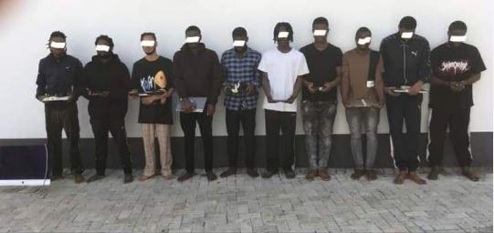 Suspected fraudsters arrested in Enugu