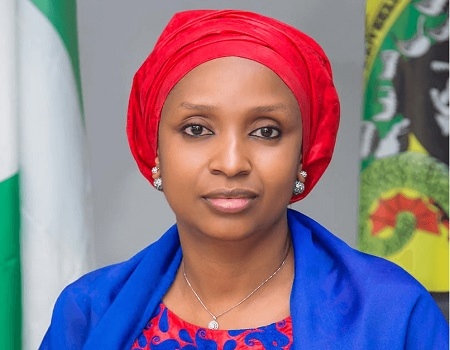 Nigerain Ports Authority MD, Hadiza Bala Usman