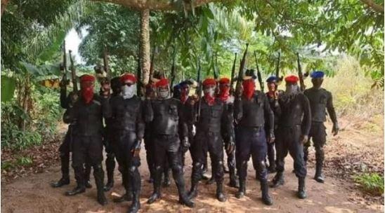 Biafran group