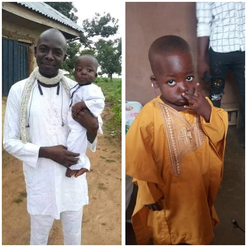 Pastor Markus and his son killed by bandits