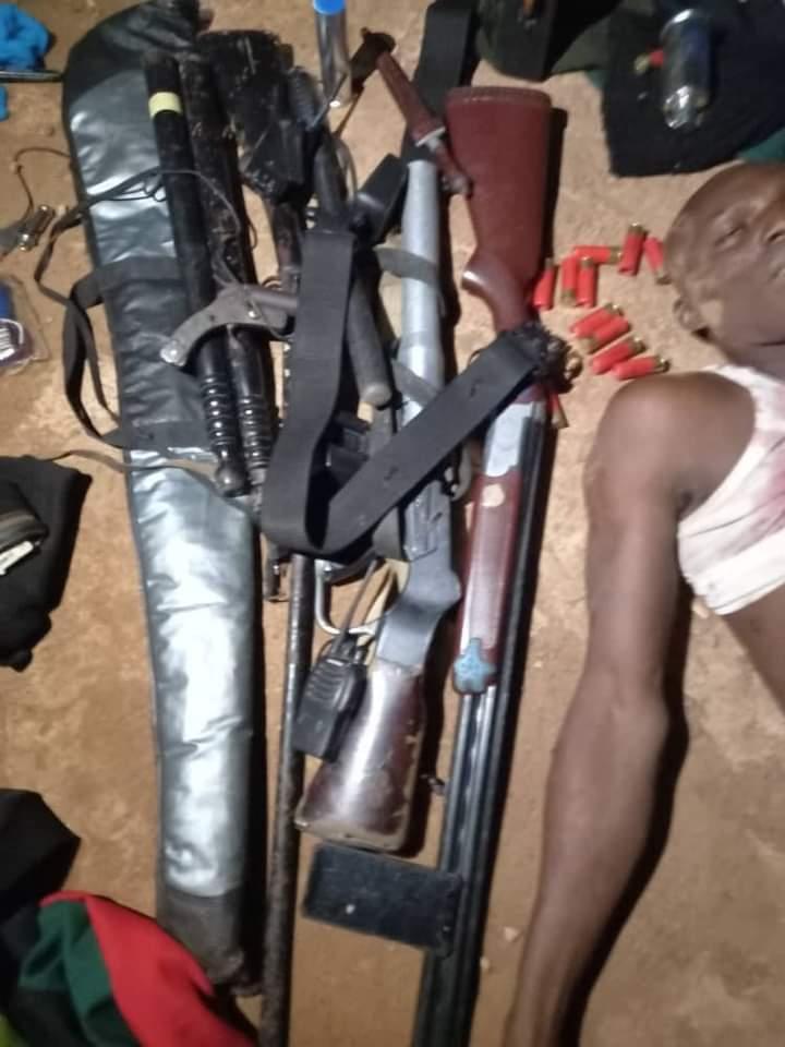 Bandits arrested in Ebonyi state