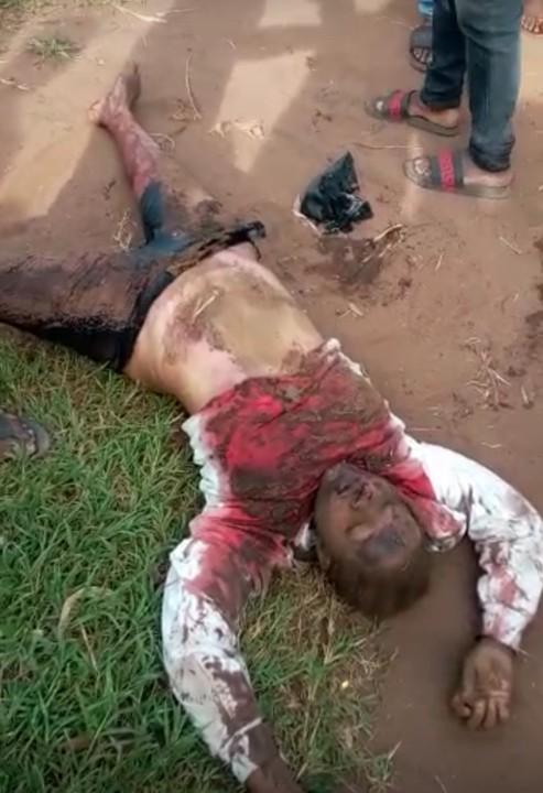 Ritualists kill lady in Edo state