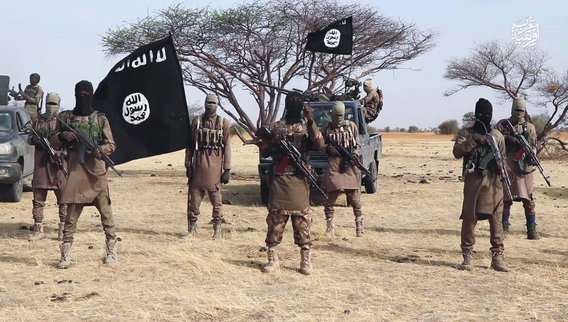 ISWAP and Boko Haram members