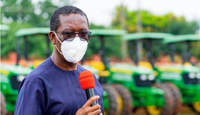 Delta Governor, Okowa