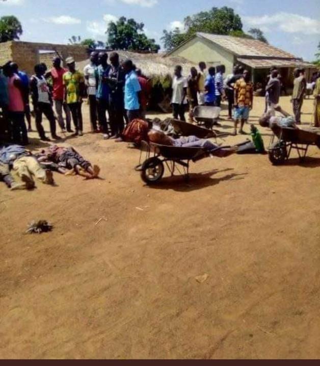 Benue residents massacre by herdsmen