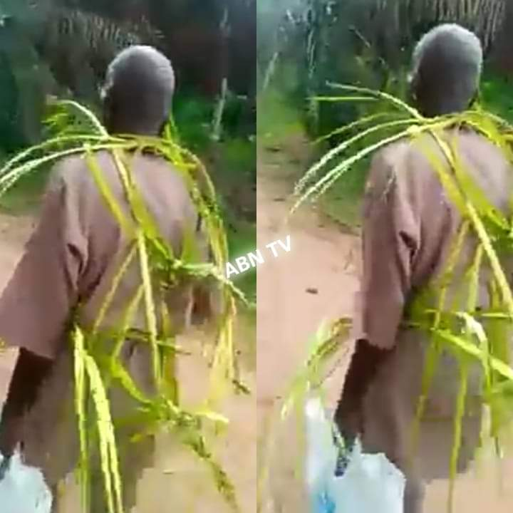 Man banished for engaging in witchcraft