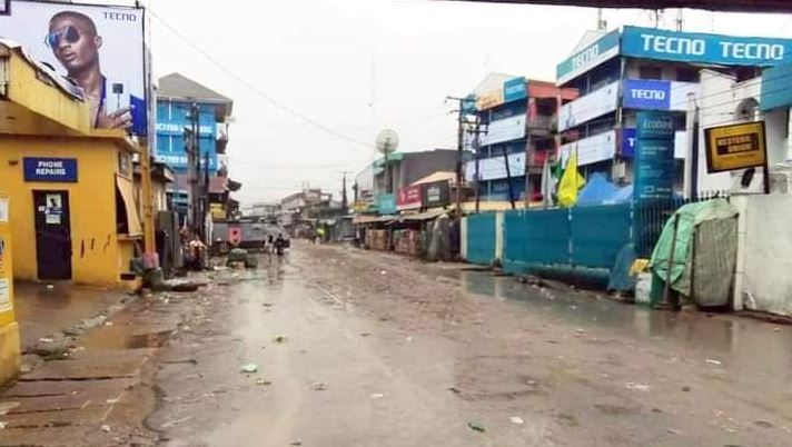 IPOB Order: Banks, Schools Shut, Vehicles Desert Owerri